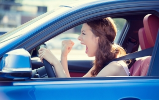 is road rage a crime in arizona