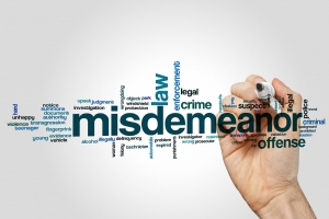 misdemeanor vs felony dui